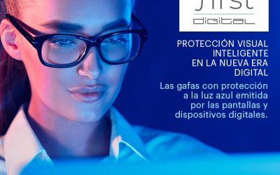 Gafas de protección de la luz azul
